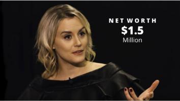 taylor schilling net worth
