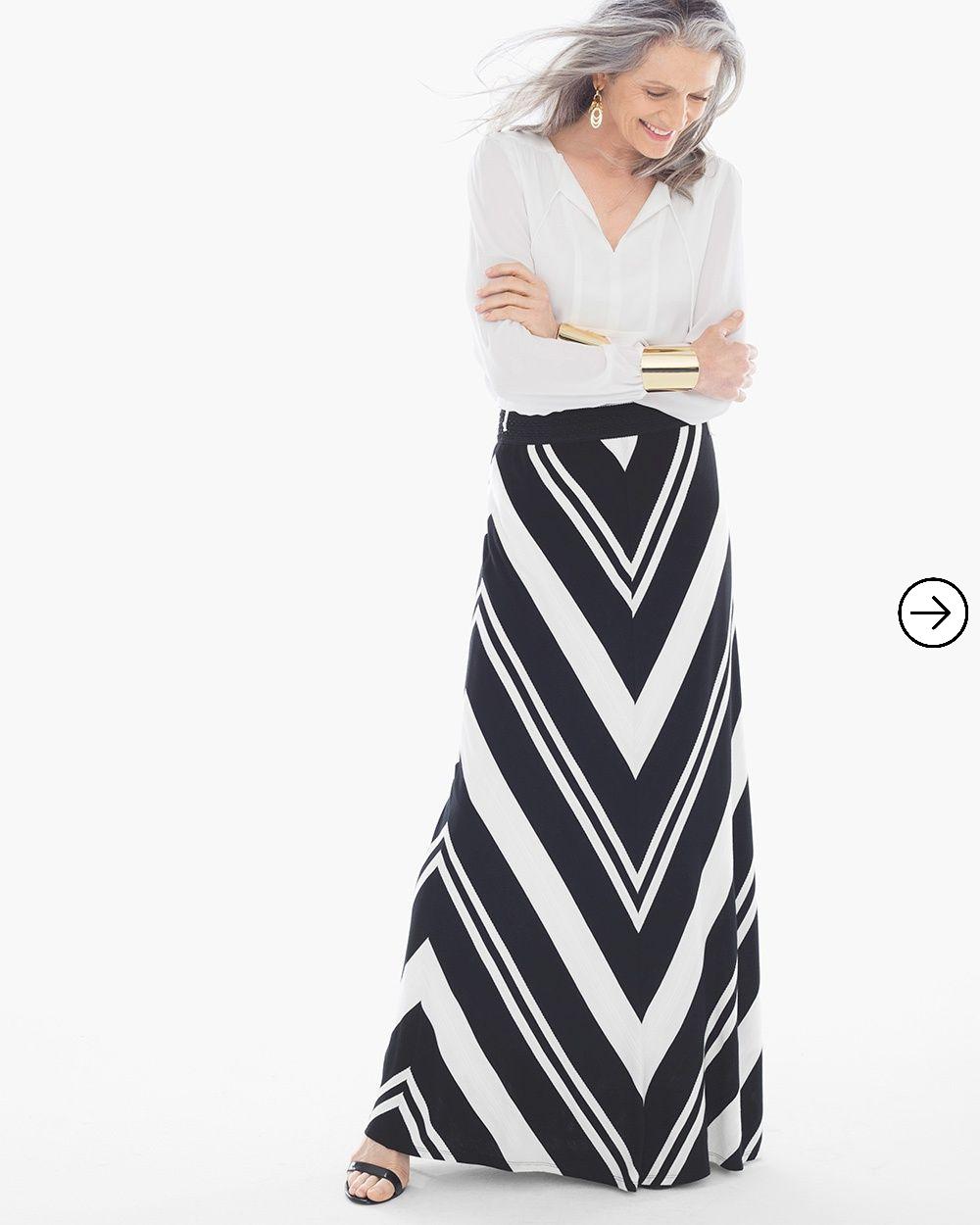 20 Long Skirts inspiration for girls 1