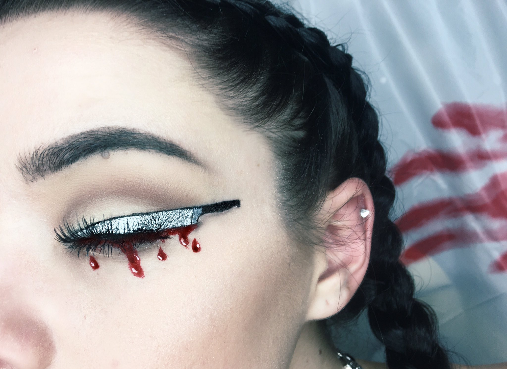 20 inspiration of Goth Girl Makeup you can do in 2020 1