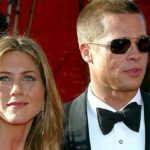 10 Photos Of Jennifer Aniston and Brad Pitt When They Were Together 6