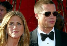 10 Photos Of Jennifer Aniston and Brad Pitt When They Were Together 2