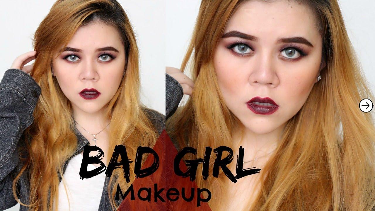 bad girl makeup