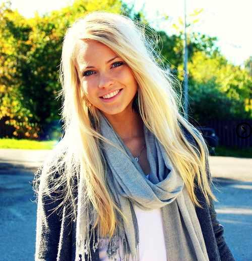 Top 20 Beautiful photos of  Norway Girls in the Internet 1