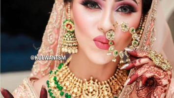 20 Amazing Wedding Jewlery Designs indian women wear 3