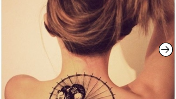 Top 20 back Tattoo design inspiration for girls 5
