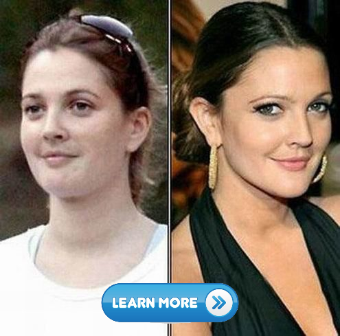 10 Celebrities without makeup and diving into aging pool 12