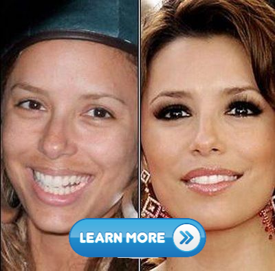 10 Celebrities without makeup and diving into aging pool 8