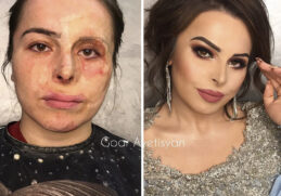 10 incredible makeup transformation People have ever seen! 2