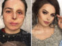 10 incredible makeup transformation People have ever seen! 5