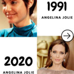 1991-2020 All the amazing Transformation of Angelina Jolie 5
