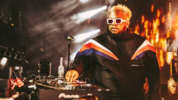 DJ Carnage and the Road Rave Drive-in Music festival 2020