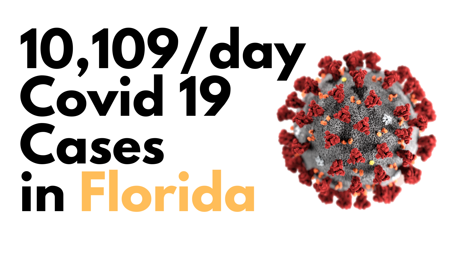 florida covid19 latest cases