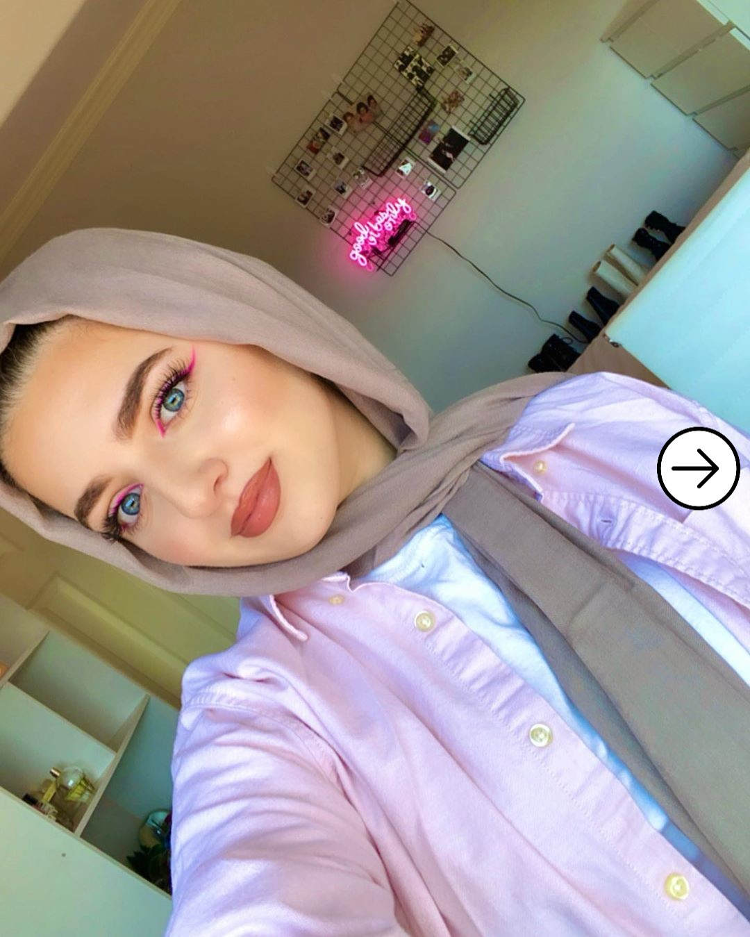 Noura Abdi: Hijabi instagram model that's breaking the internet 5