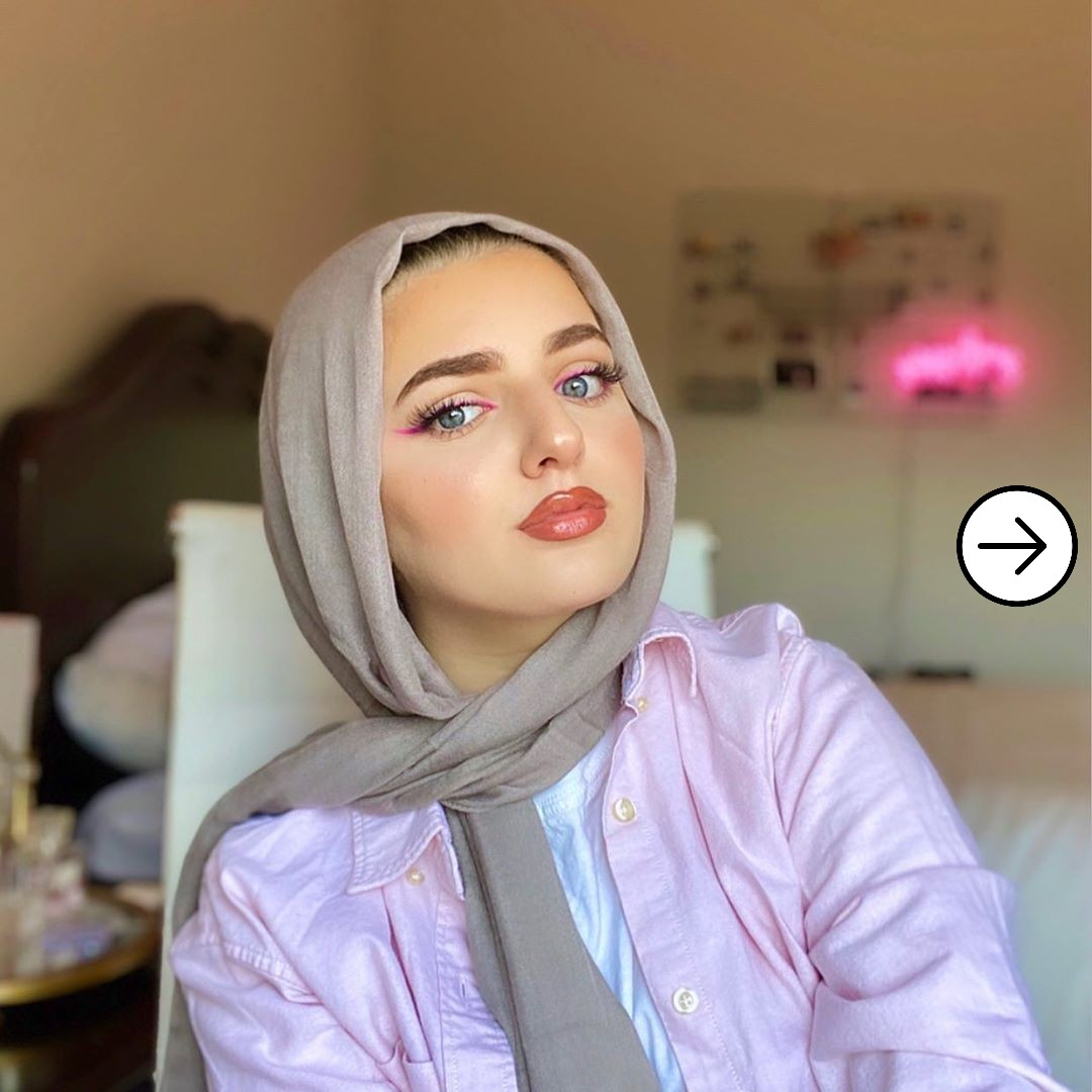 Noura Abdi: Hijabi instagram model that's breaking the internet 6
