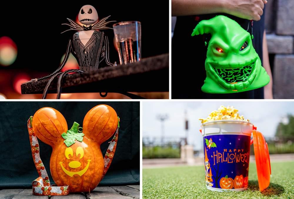Festive Fall Joy in Disney World
