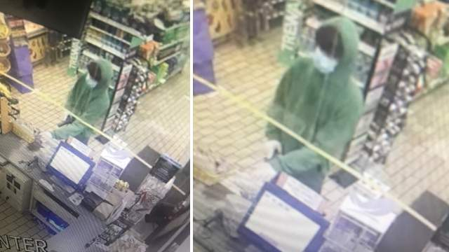 7-Eleven stores robbery, no one was hurt 1
