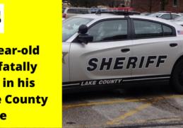 12-year-old boy fatally shot in Lake County, deputies say 12