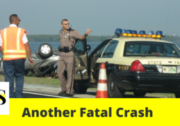 A 27-year-old man died in head-on crash between SUV and semi-truck 2