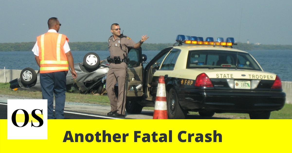 Crash between SUV and semi-truck
