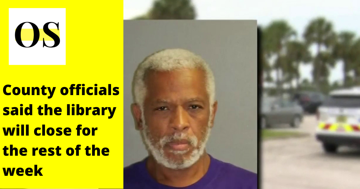A 63-year-old library employee stabbed in eye with scissors at the Daytona Beach Regional Library 1