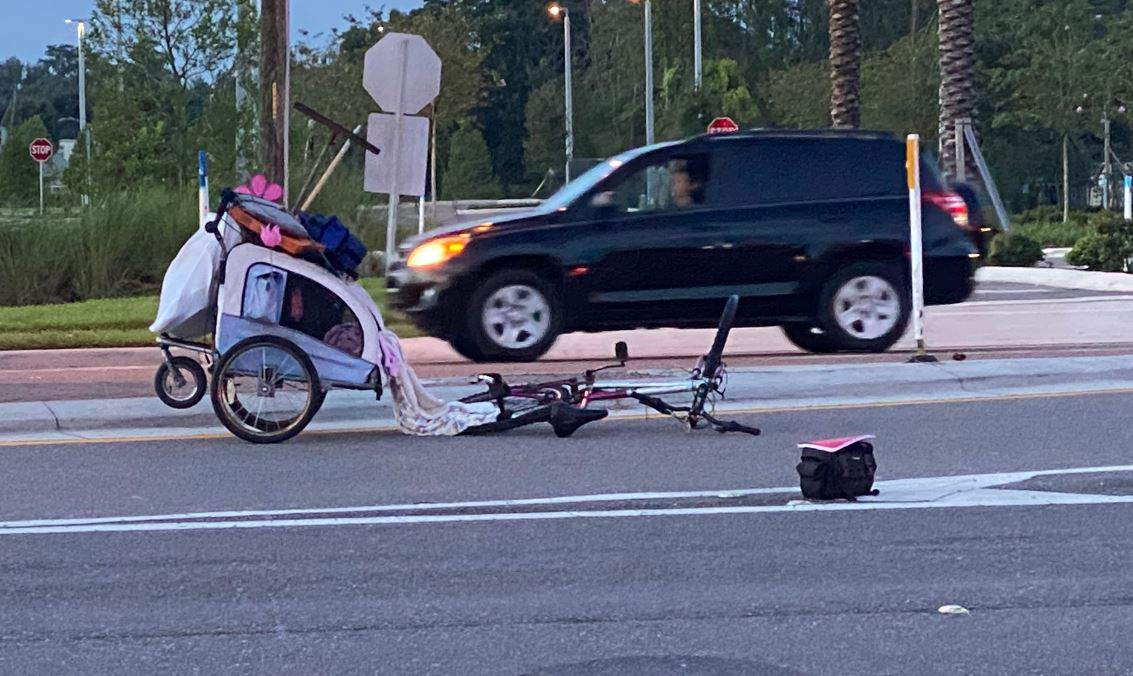 A pedestrian killed crossing Colonial Drive in Winter Garden 1