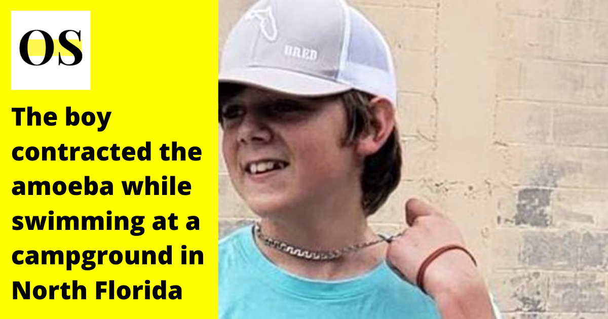 13-year-old Florida boy dies from brain-eating amoeba after vacation 8