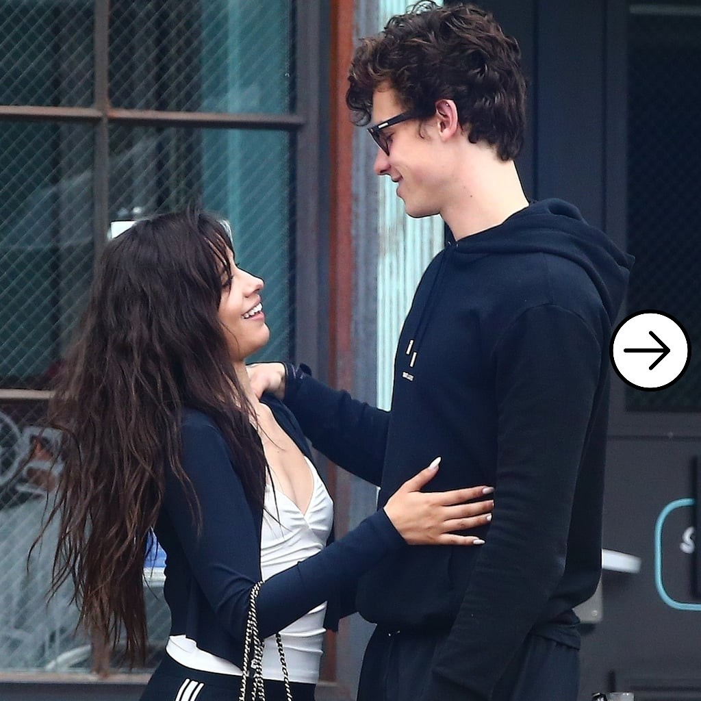 Shawn Mendes and Camila Cabello cute chemistry 3