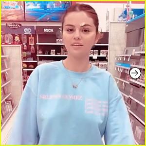 Rare singer Selena Gomez's cute photos you have not seen 9