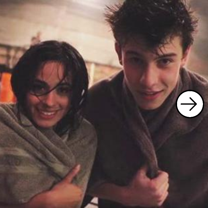 Shawn Mendes and Camila Cabello cute chemistry 1