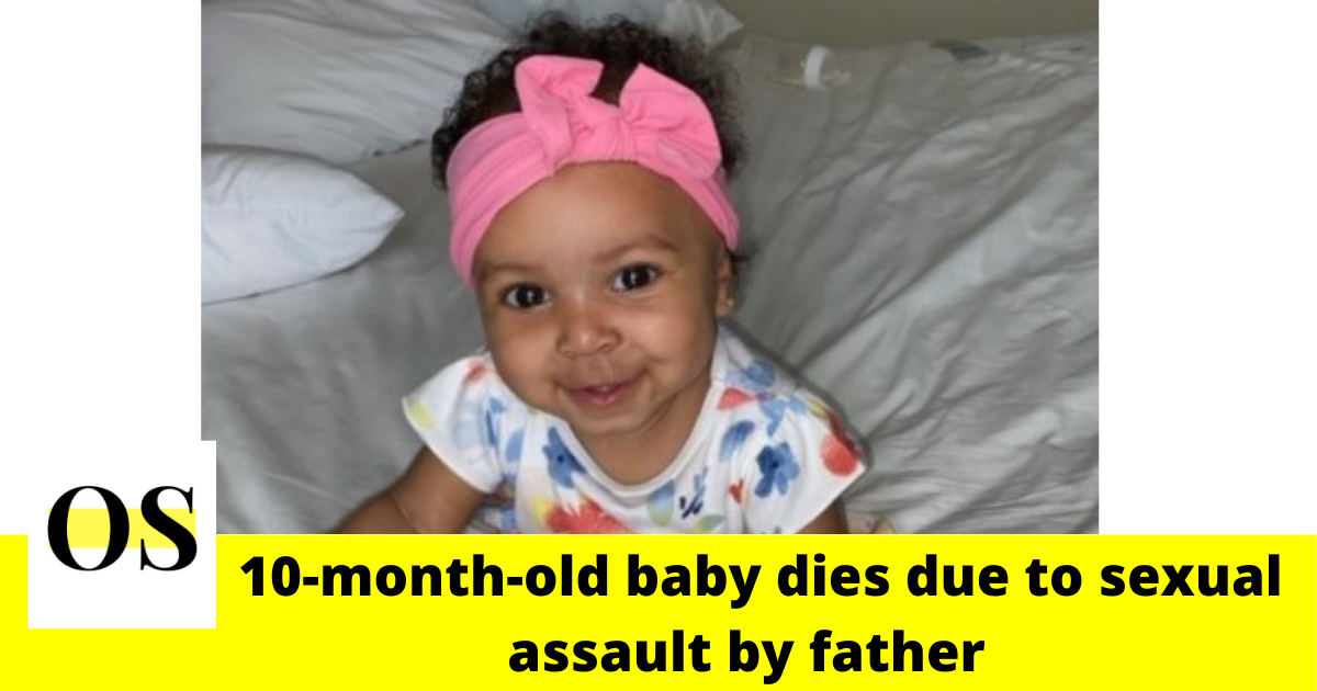 10-month-old daughter dies after being sexually assaulted by father in Montgomery County 2
