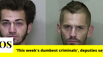 'This week's dumbest criminals' , said Marion County Sheriff's Office 5