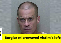 47-year-old burglar microwaved victim's leftovers while breaking into in Marion County 3