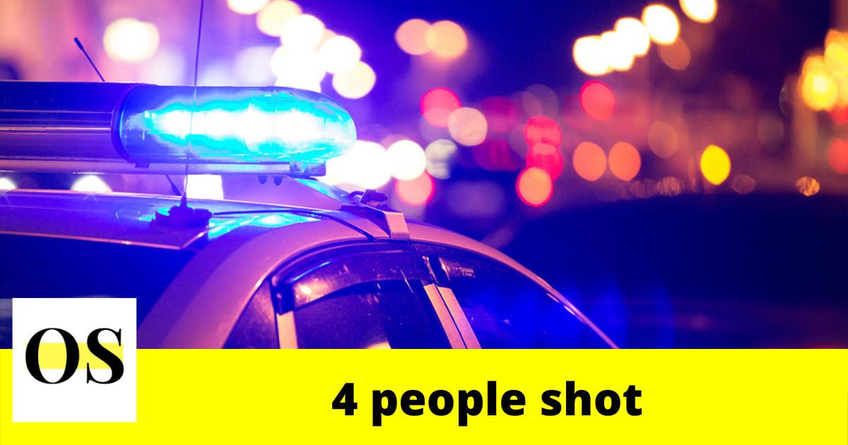 4 people shot in Winter Garden
