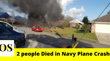 2 people died when Navy plane from Florida crashes in Alabama 2