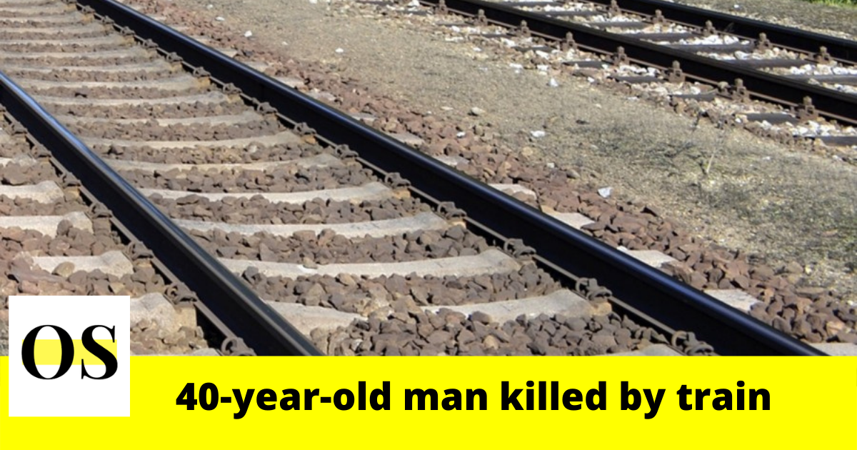 40-year-old man hit and killed by train in Marion County 2