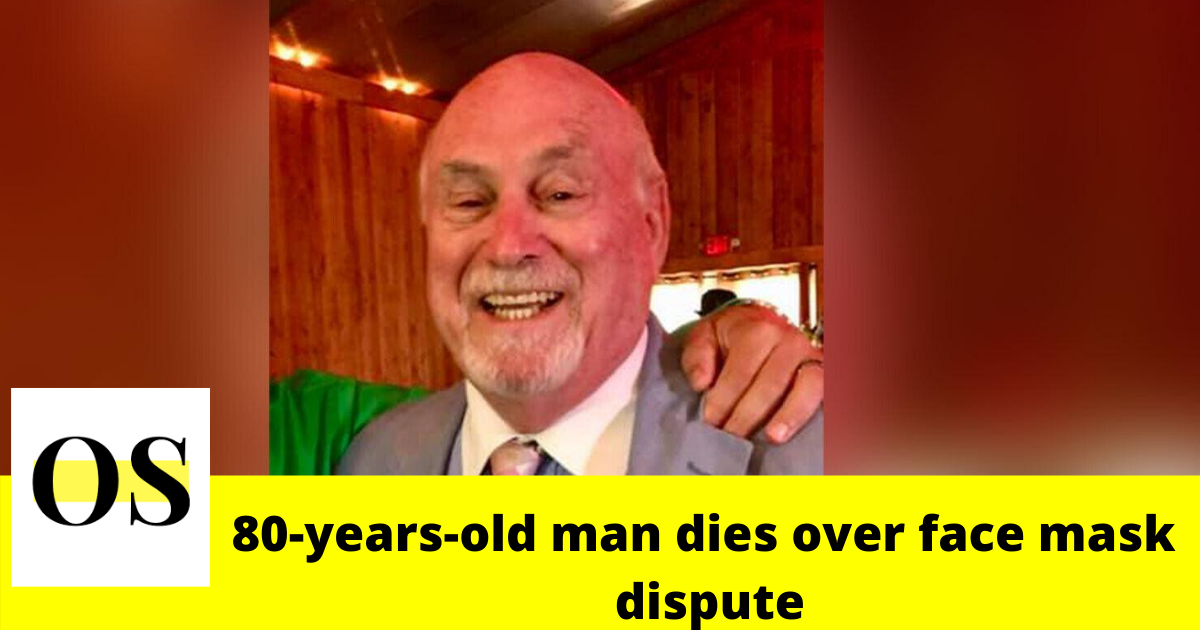80-years-old man dies after being shoved to the ground over a face mask dispute 2