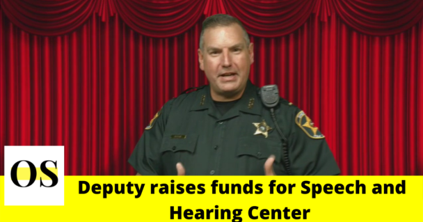 Polk County deputy raises funds for Speech and Hearing Center 8