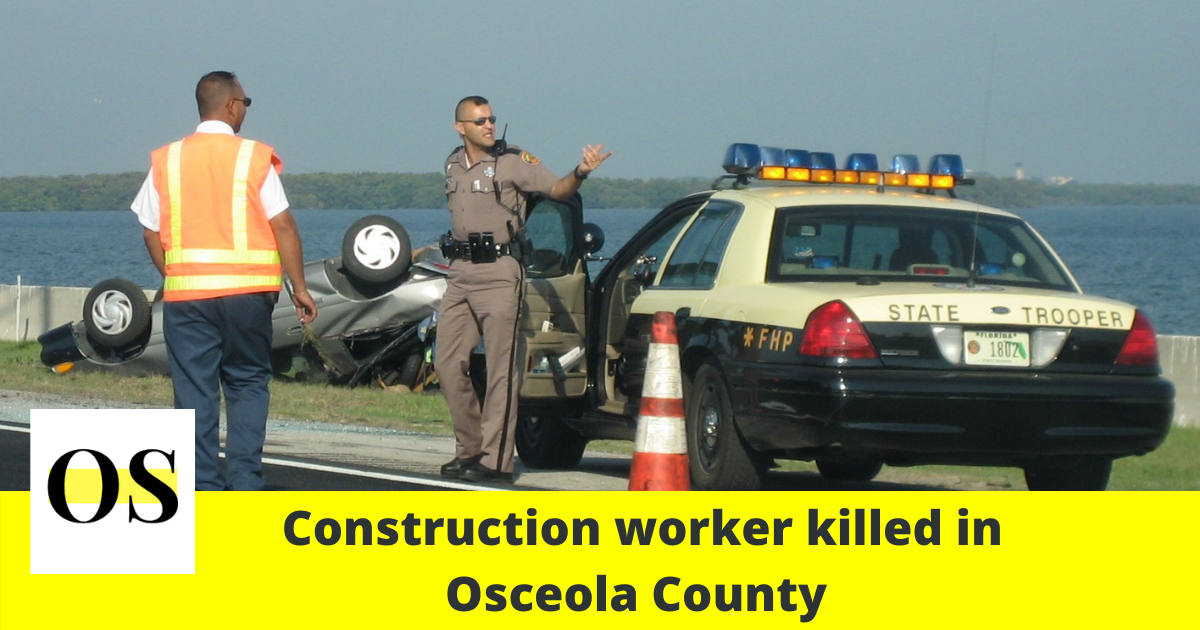 43-year-old construction worker struck and killed Friday morning in Osceola County 8
