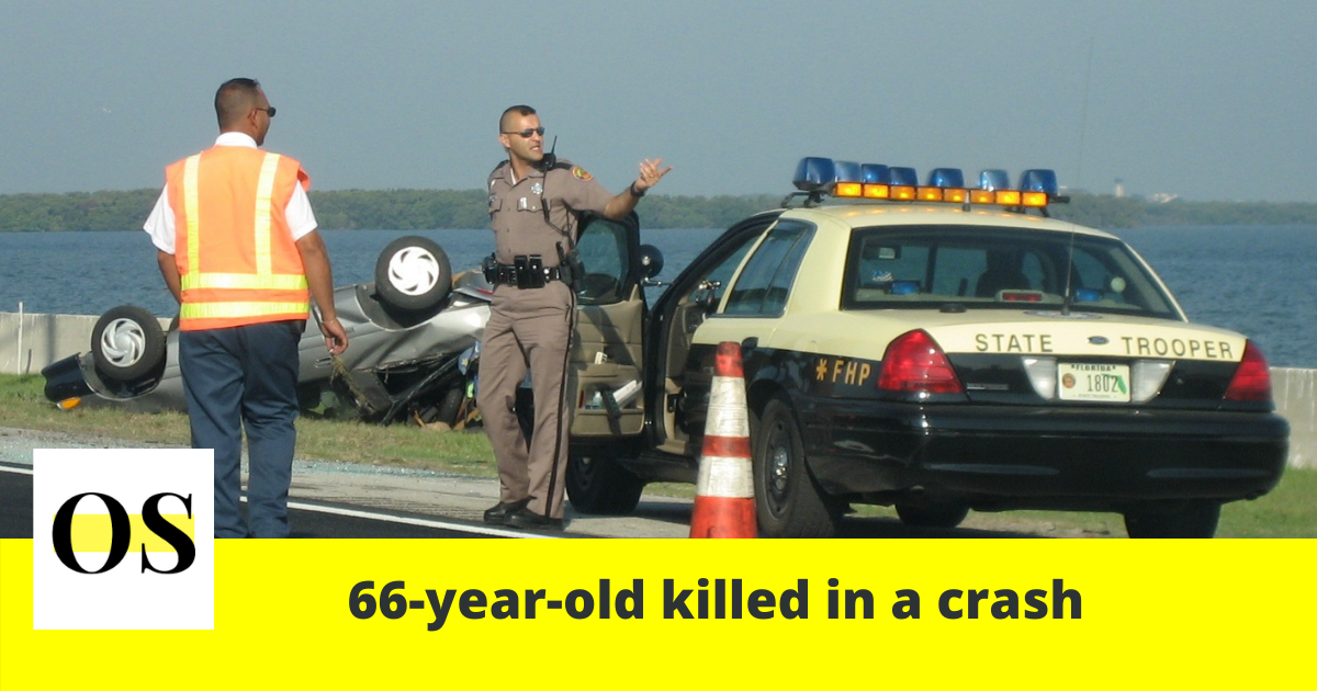 66-year-old man killed in Lake County crash 7