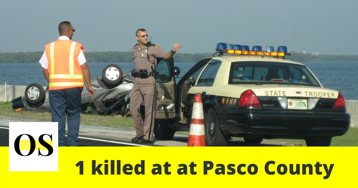 1 killed in targeted shooting at Pasco County park 1