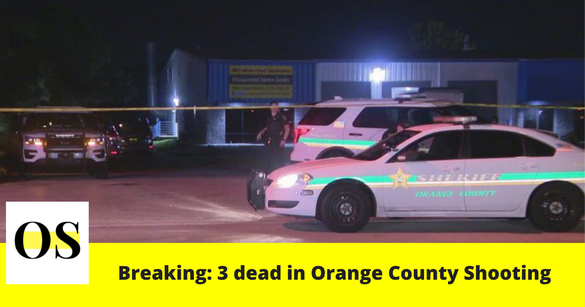 3 dead and 1 injured in shooting at Orange County motorcycle club 3