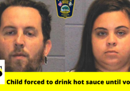 Child forced to drink hot sauce until vomiting, sleep in a locked closet in Connecticut 3