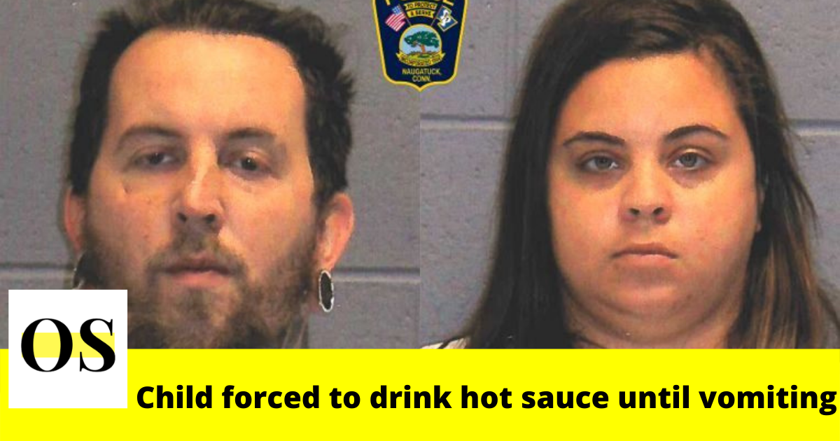 Child forced to drink hot sauce until vomiting, sleep in a locked closet in Connecticut 4