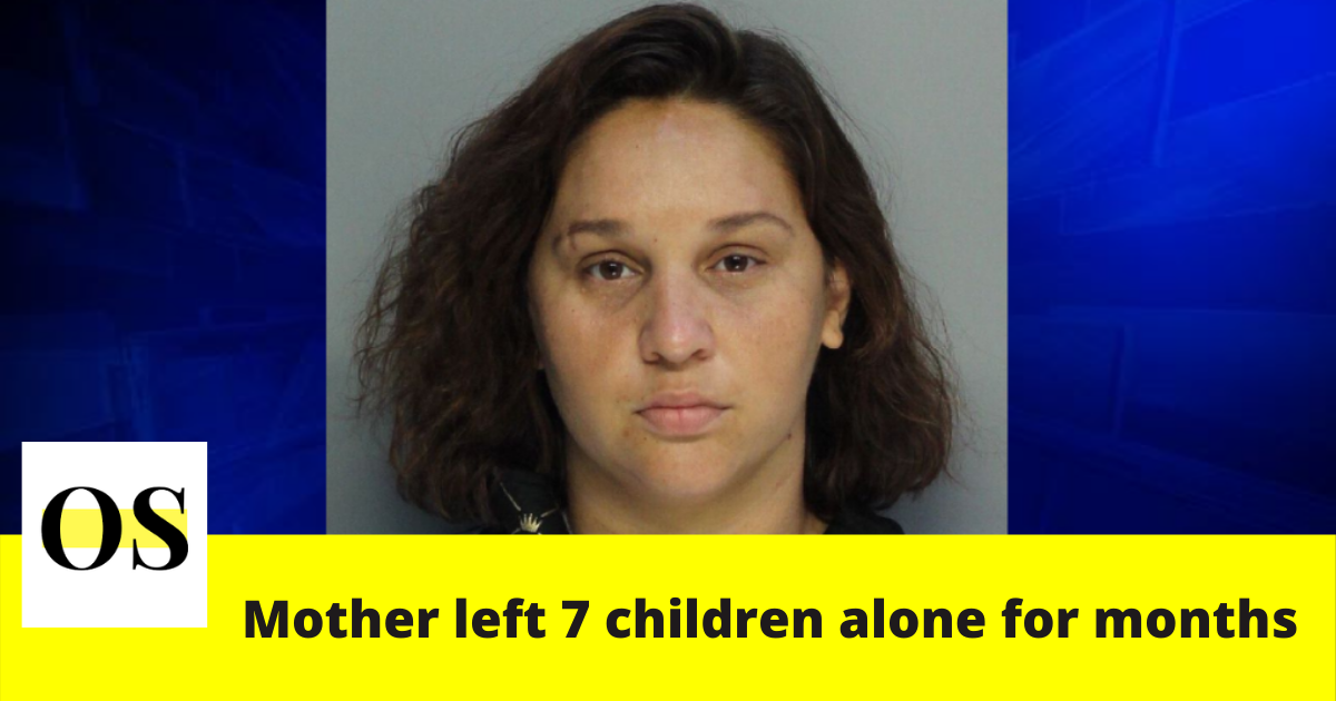 35-year-old Florida mother left 7 children alone for months 4