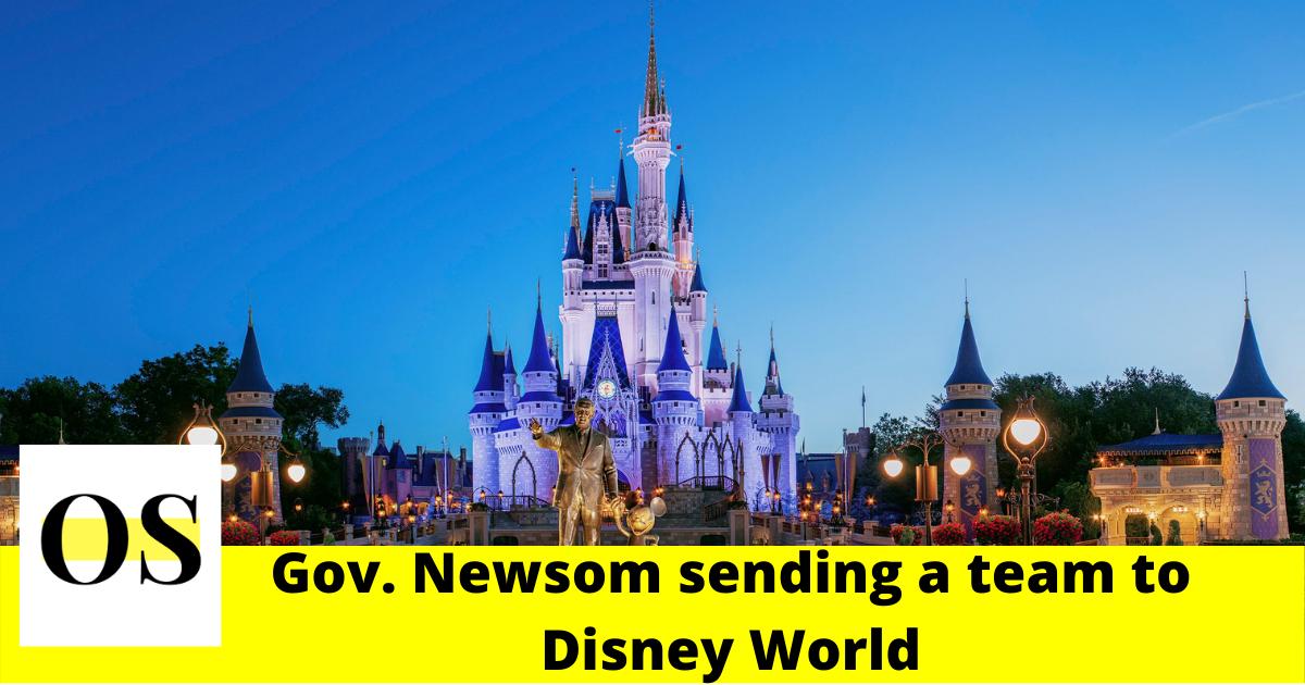 Disney World for theme park