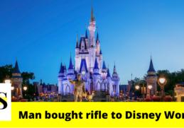 Florida man brought AR-15 rifle, handgun to Disney World 5