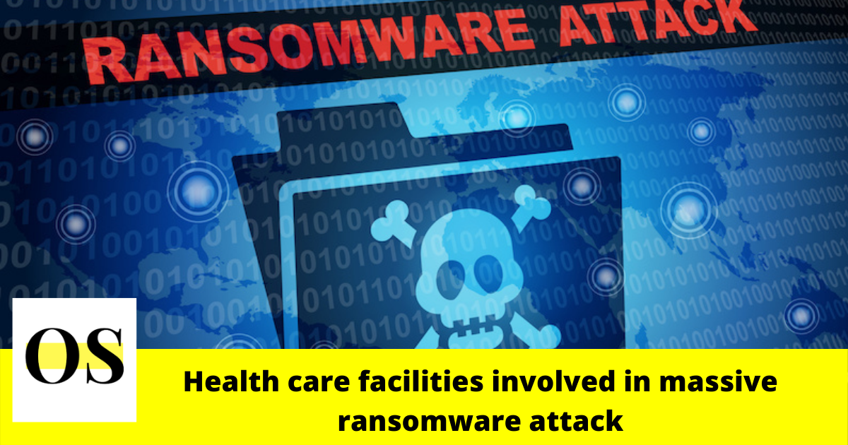 Jacksonville health care facilities involved in massive ransomware attack 1