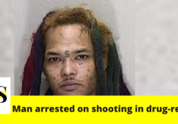 Man arrested on attempted murder charge in shooting in drug-related fight in Citrus County 2