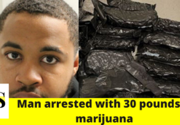 24-year-old man arrested with 30 pounds of marijuana at Tallahassee airport 4