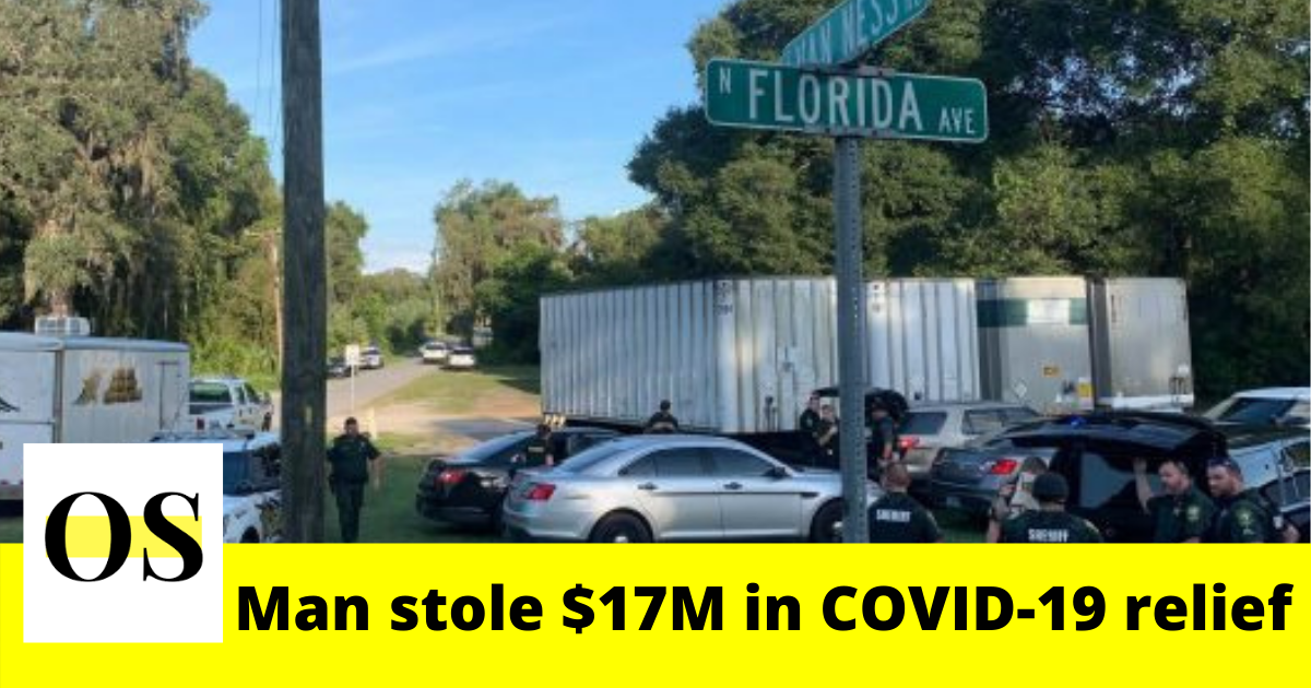 55-year-old man stole $17M in COVID-19 relief, bought houses, luxury cars 1